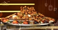 (Iftar)We will be waiting for you daily for iftar with the most delicious oriental and western food with an open buffet